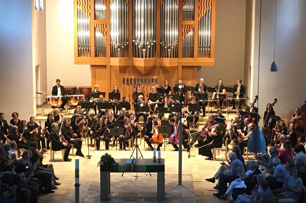 Konzert in der Himmelfahrtskirche Sendling